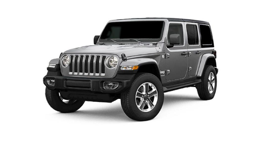 Jeep  Wrangler Billet Silver Metallic Colour