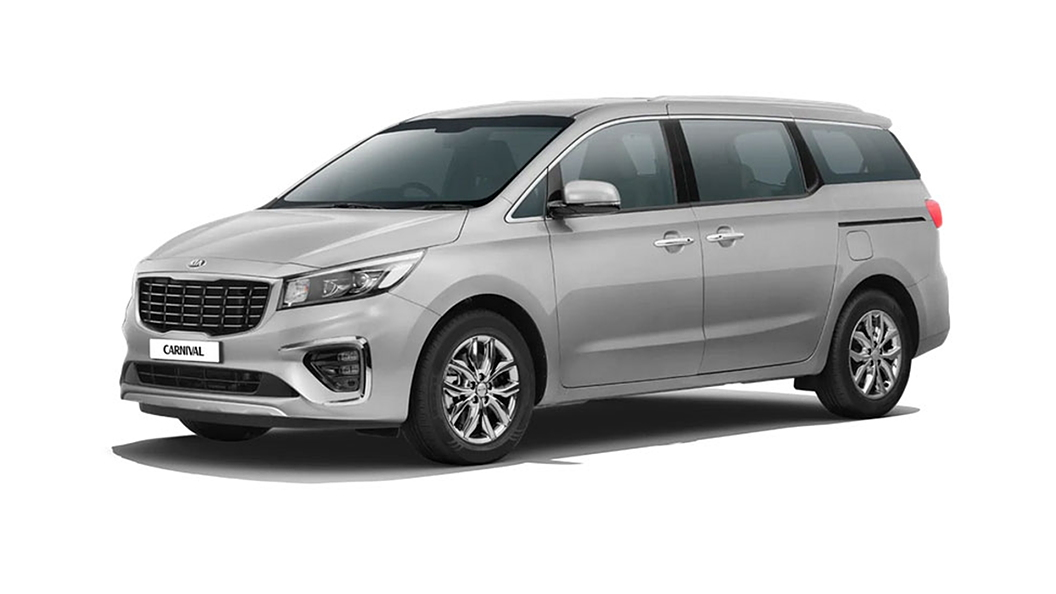 Kia  Carnival Steel Silver Colour