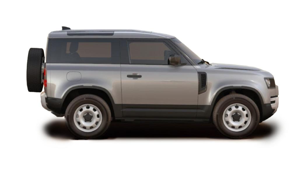 Land Rover  Defender Eiger Grey Metallic Colour