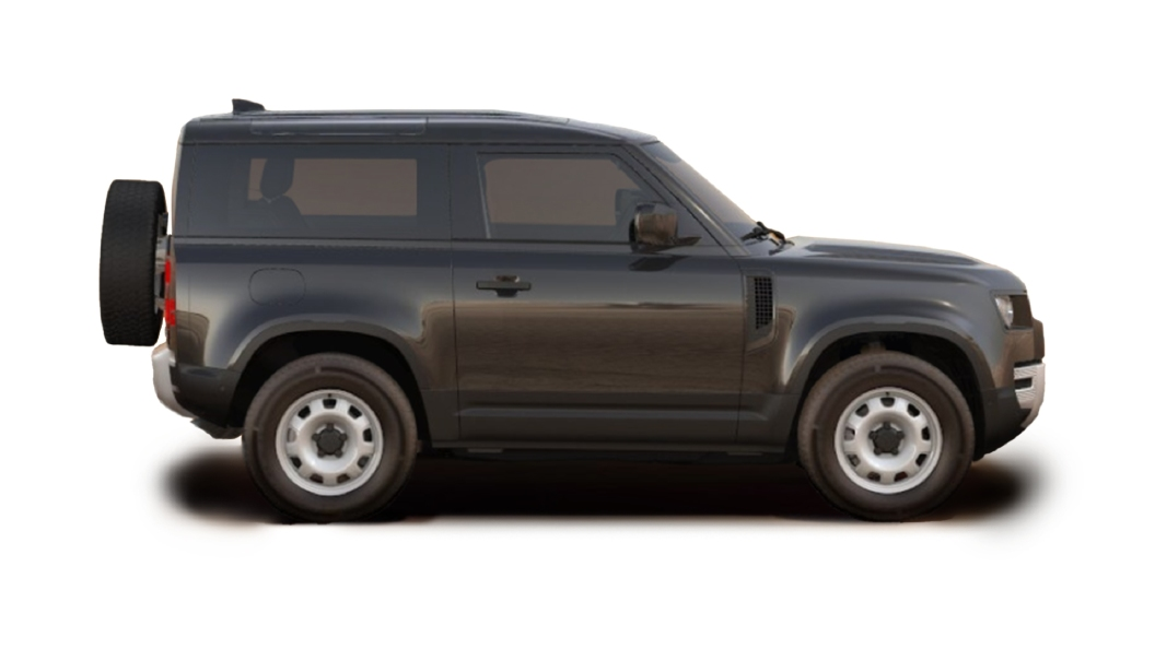 Land Rover  Defender Santorini Black Metallic Colour
