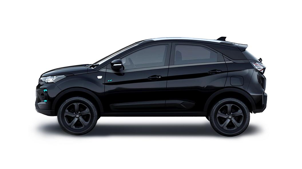 Tata  Nexon EV Black Colour
