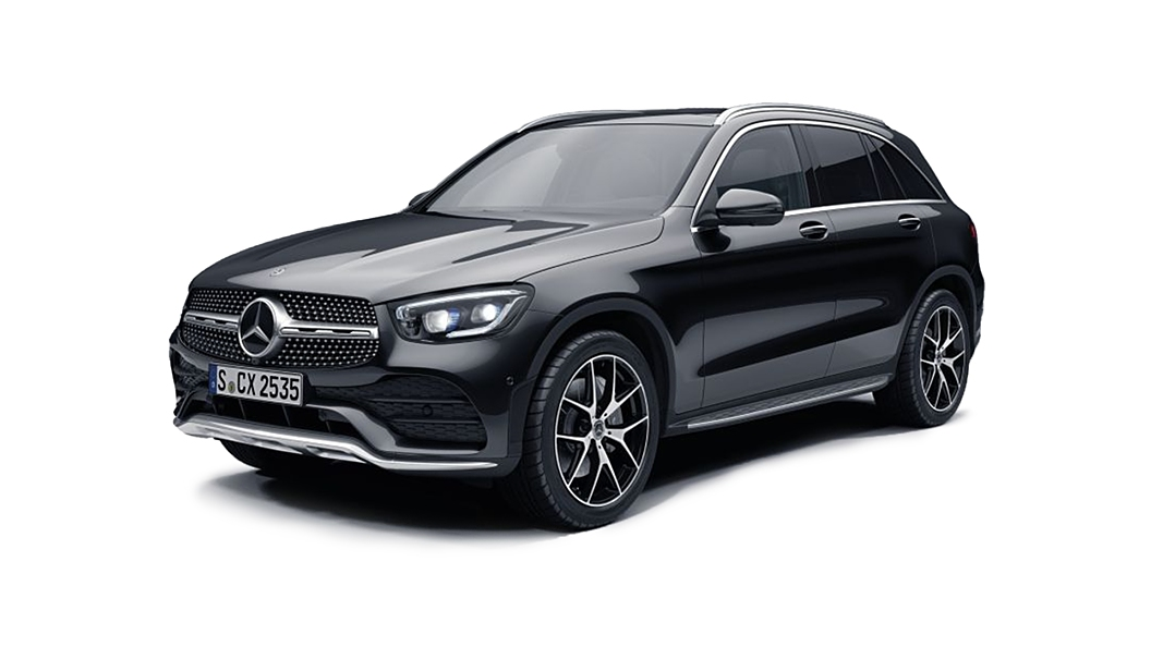 Mercedes Benz  GLC Graphite Grey Colour