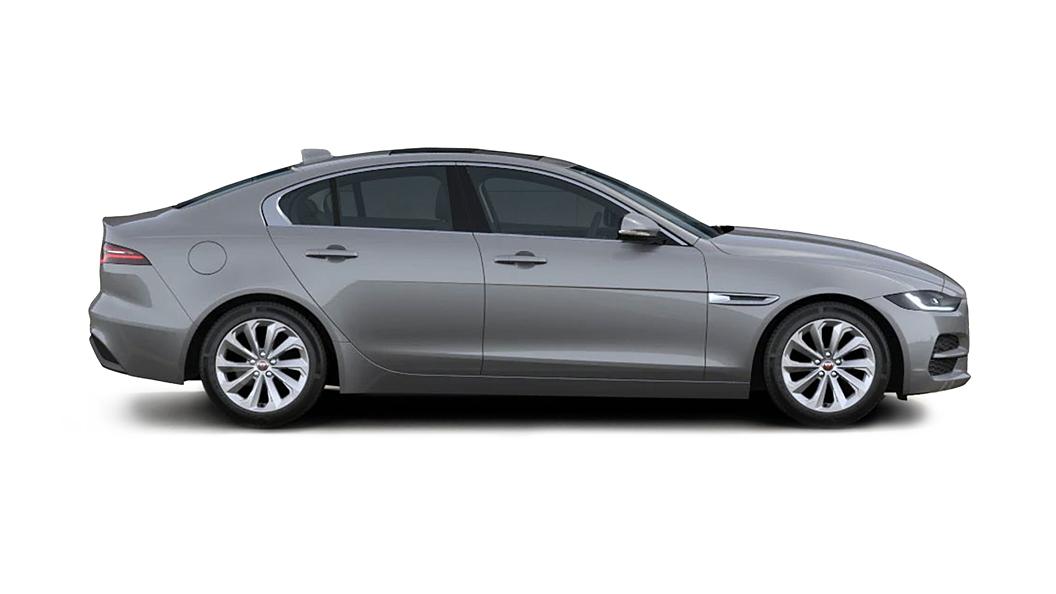 Jaguar  XE Eiger Grey Metallic Colour
