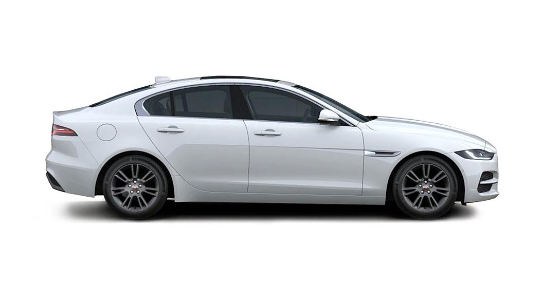 Jaguar  XE Fuji White Colour