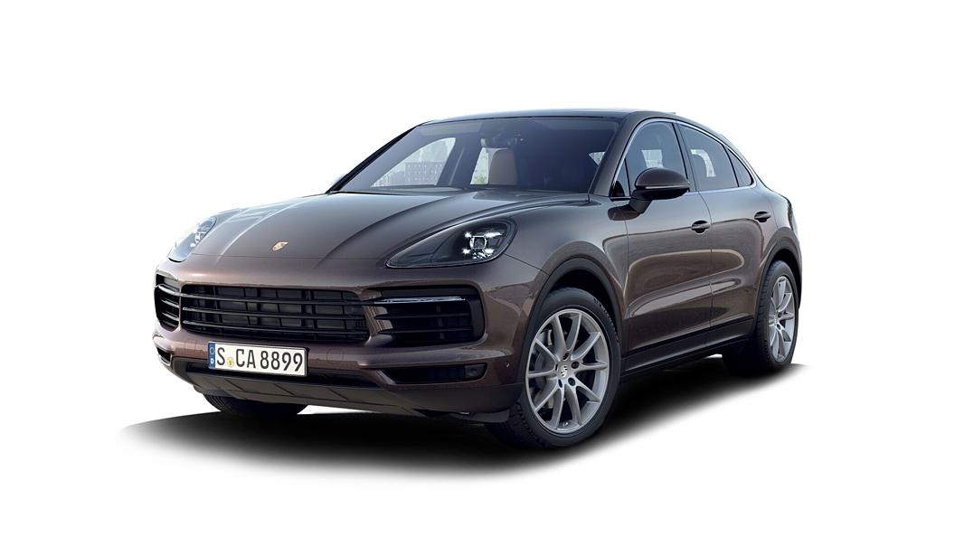 Porsche  Cayenne Coupe Mahogany Metallic Colour