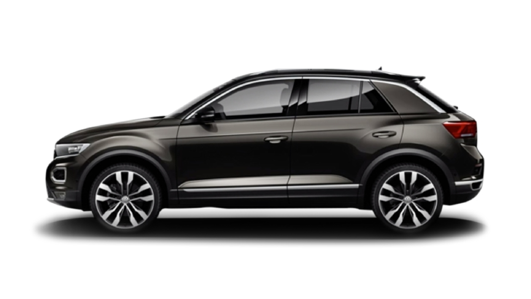 Volkswagen  T-Roc Deep Black Colour
