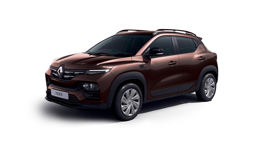 Renault  Kiger Mahogany Brown Colour