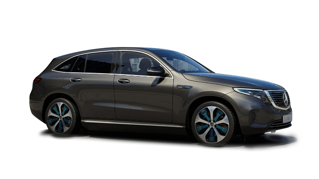 Mercedes Benz  EQC Graphite Grey Colour