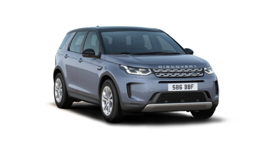 Land Rover  Discovery Sport Byron Blue Colour