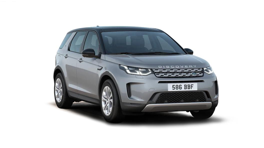 Land Rover  Discovery Sport Eiger Grey Metallic Colour