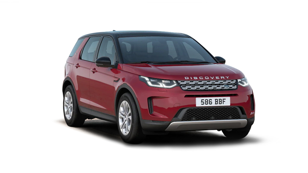 Land Rover  Discovery Sport Firenze Red Metallic Colour