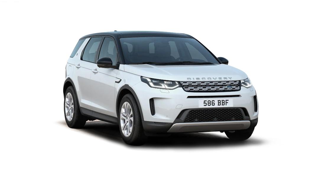Land Rover  Discovery Sport Fuji White Colour