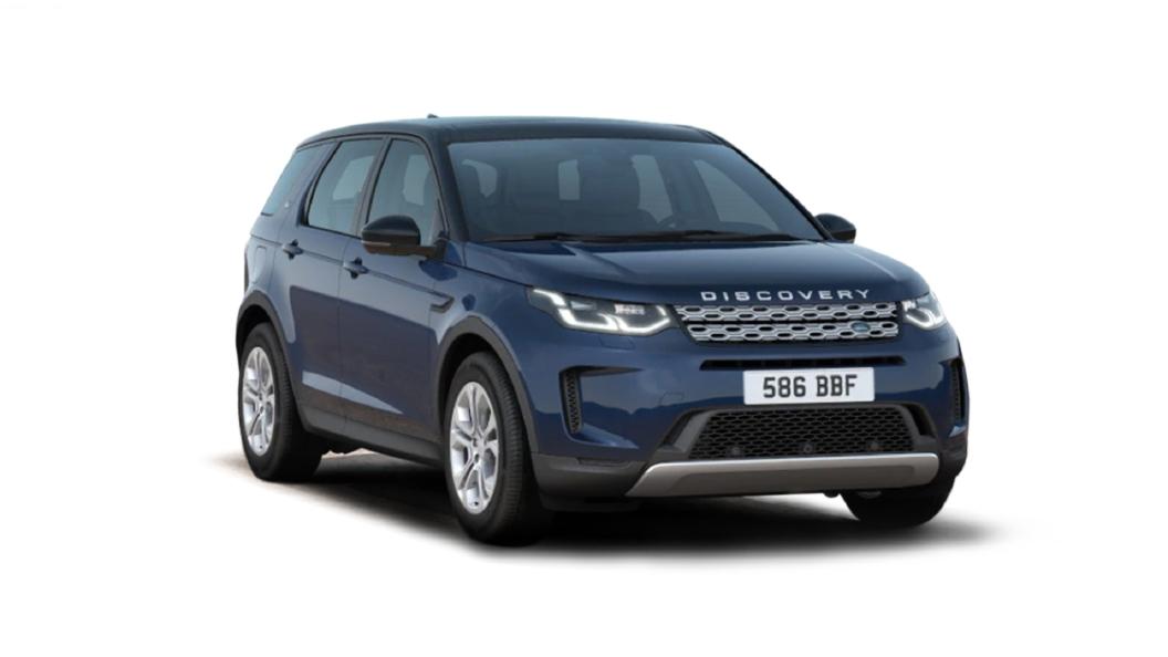 Land Rover  Discovery Sport Portofino Blue Colour