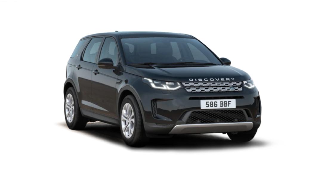 Land Rover  Discovery Sport Santorini Black Colour