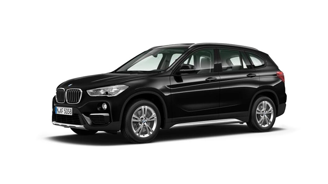 BMW  X1 Black Sapphire (Metallic) Colour