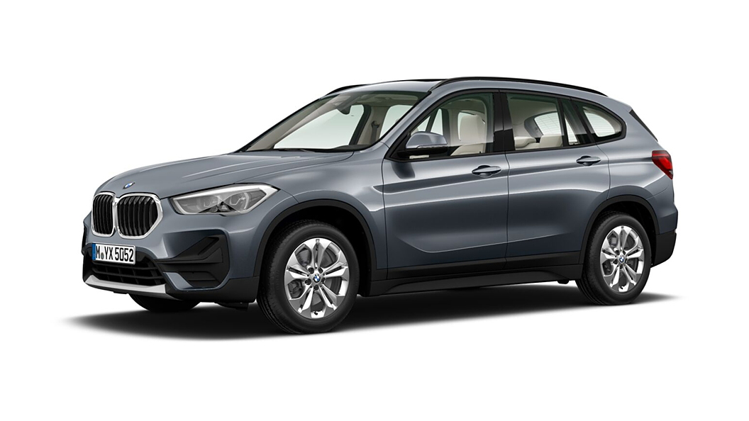 BMW  X1 Storm Bay (Metallic) Colour