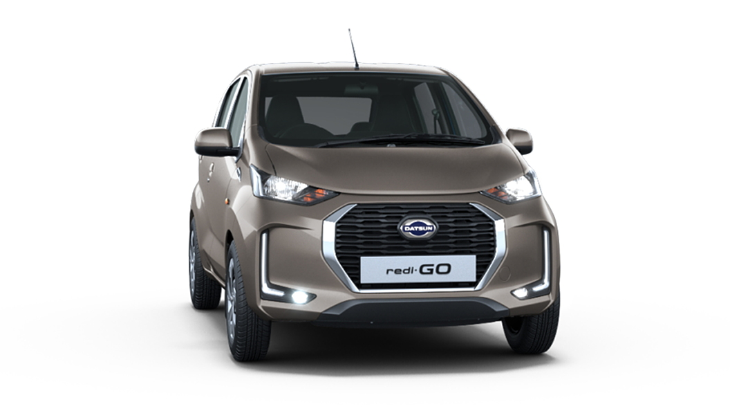 Datsun  Redi-GO Bronze Grey Colour