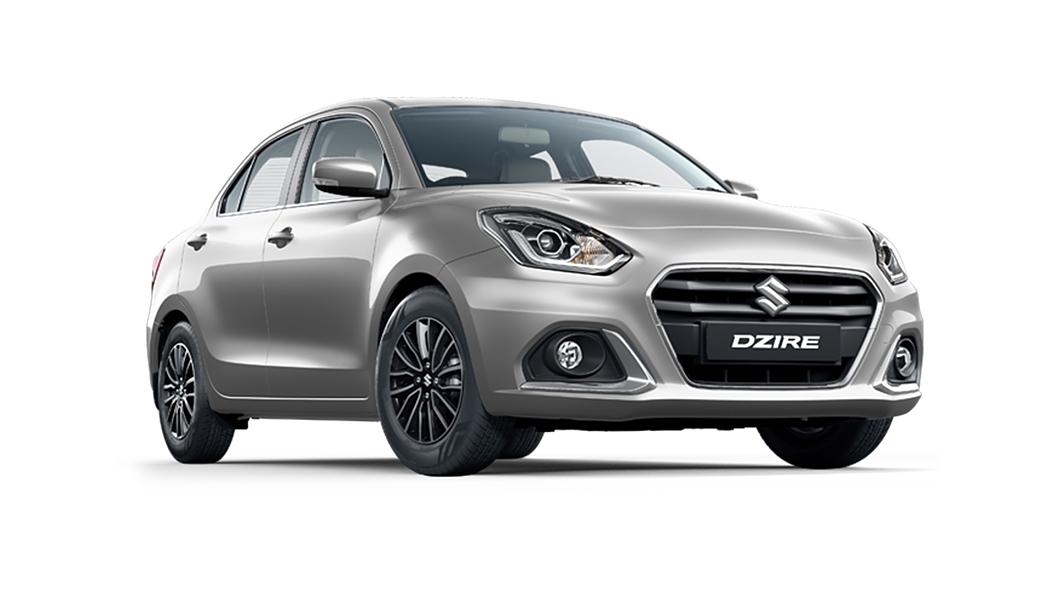 Maruti Suzuki  Dzire Premium Silver Colour