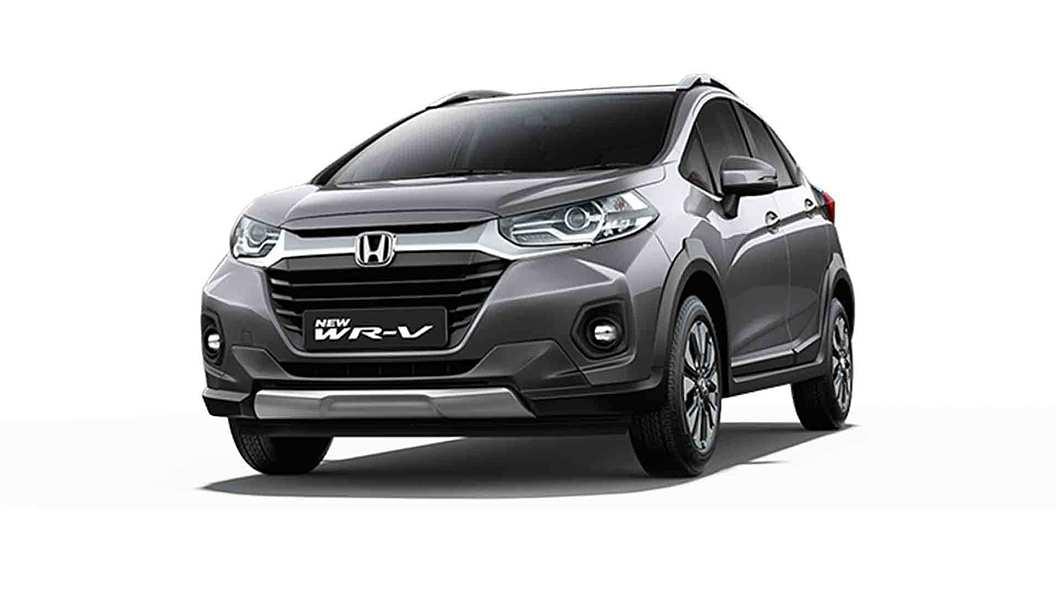 Honda  WR-V Modern Steel Metallic Colour