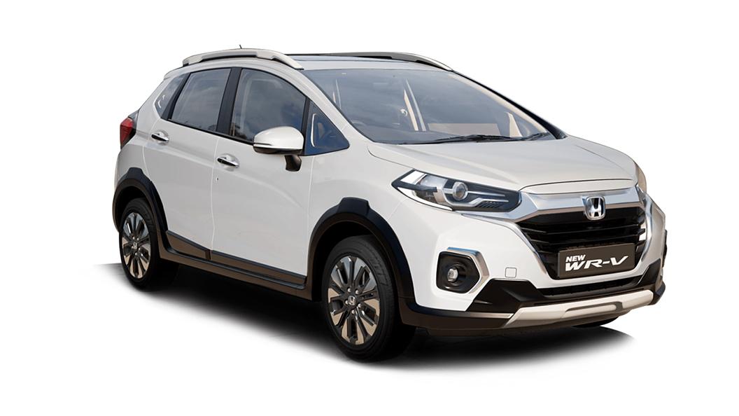 Honda  WR-V Platinum White Pearl Colour