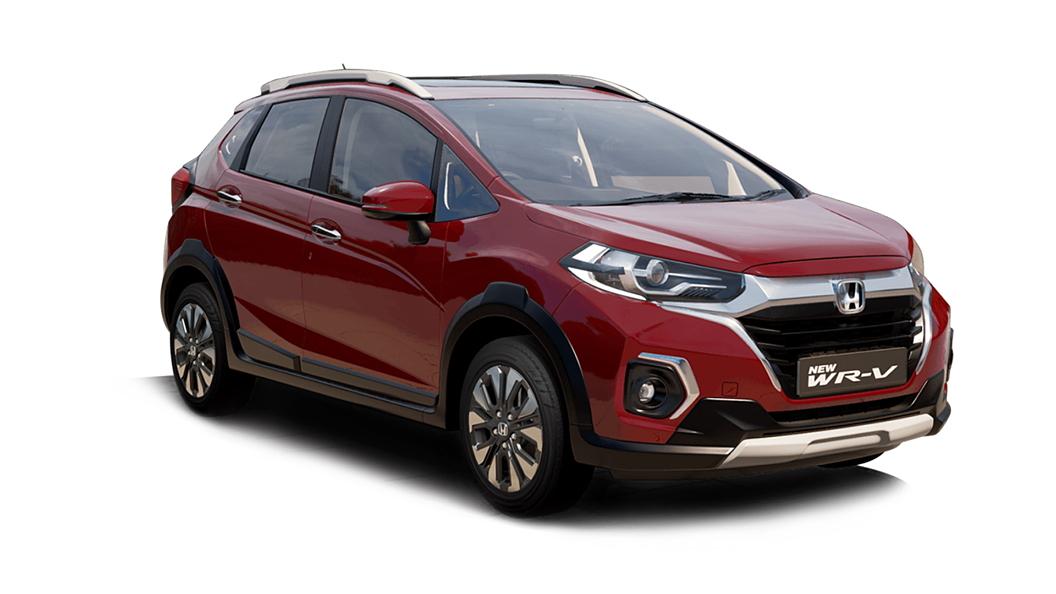 Honda  WR-V Radiant Red Metallic Colour