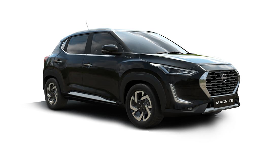 Nissan  Magnite Onyx Black Colour