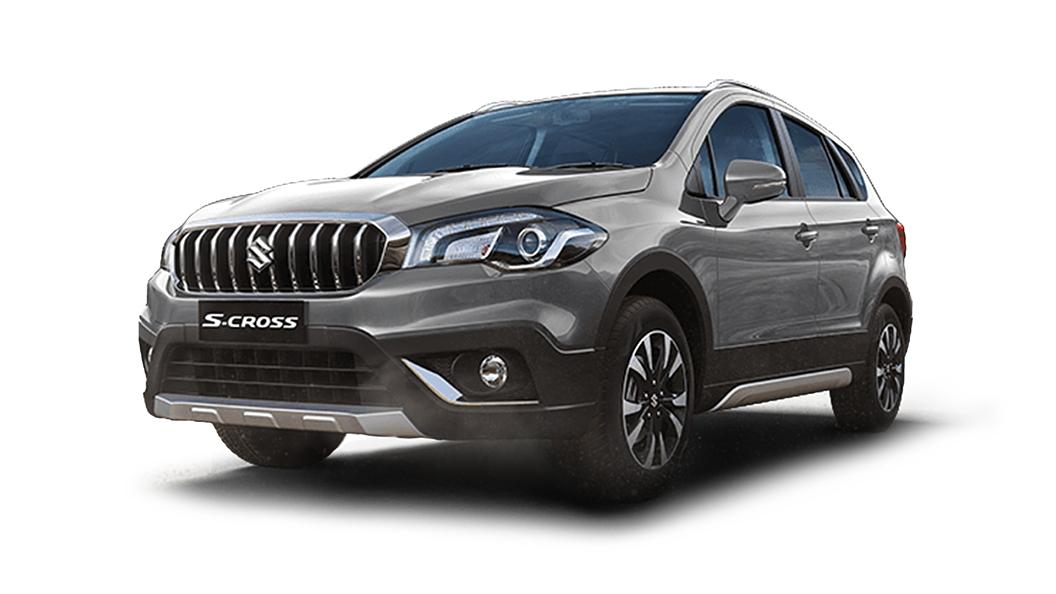 Maruti Suzuki  S-Cross Premium Silver Colour