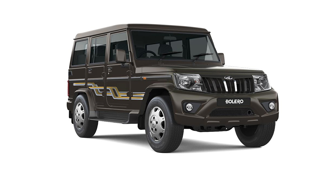 Mahindra  Bolero Lakeside Brown Colour