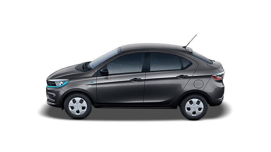 Tata  Tigor EV Daytona Grey Colour