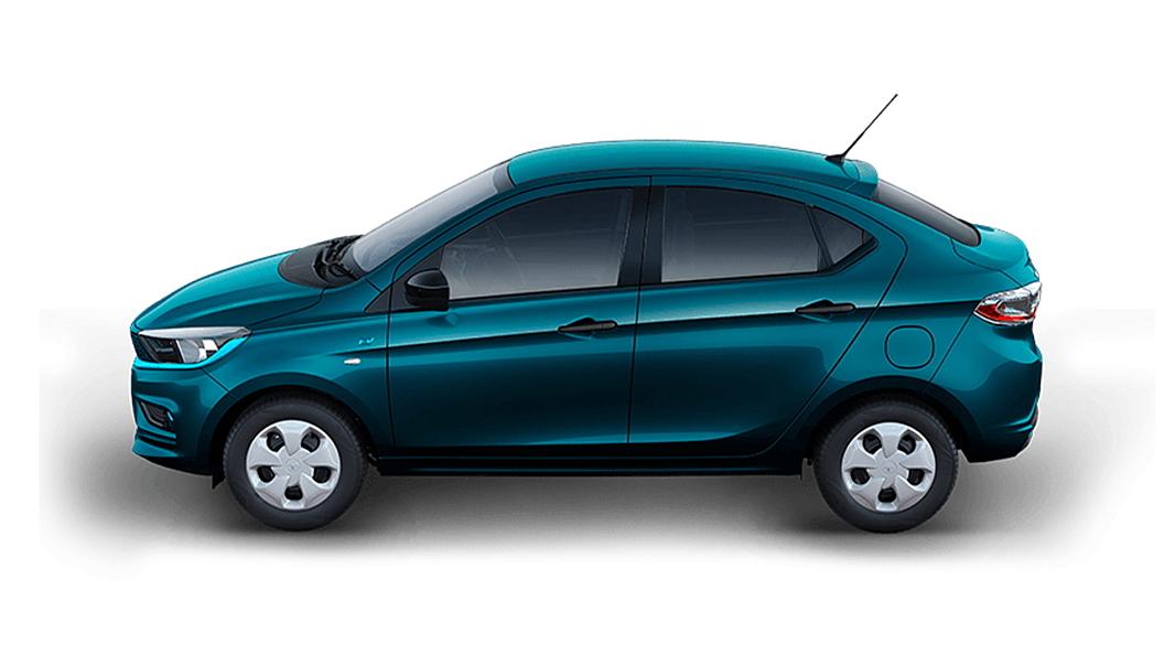 Tata  Tigor EV Signature Teal Blue Colour