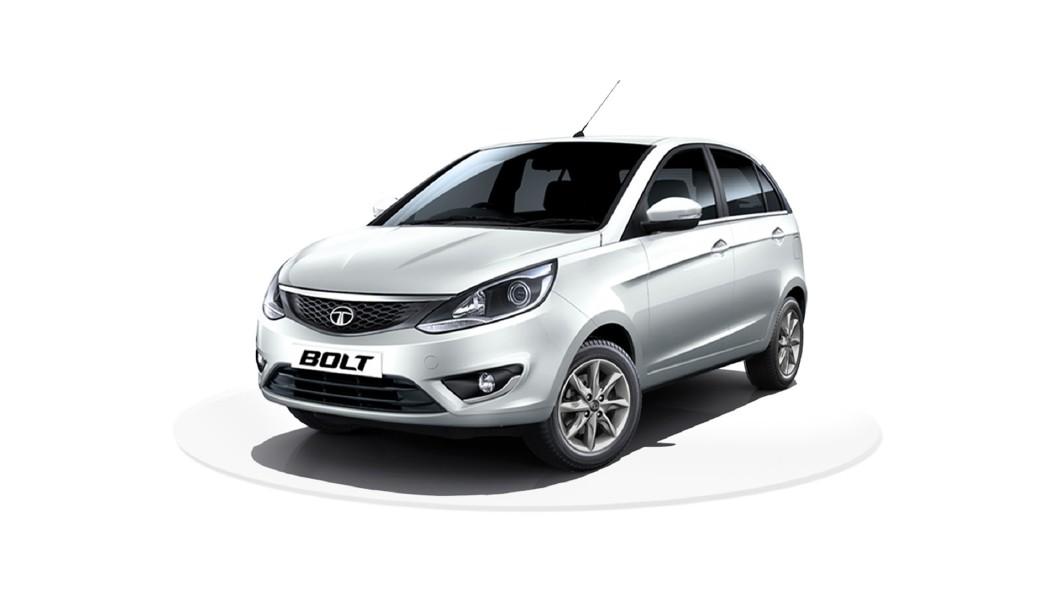 Tata  Bolt Platinum Silver Colour