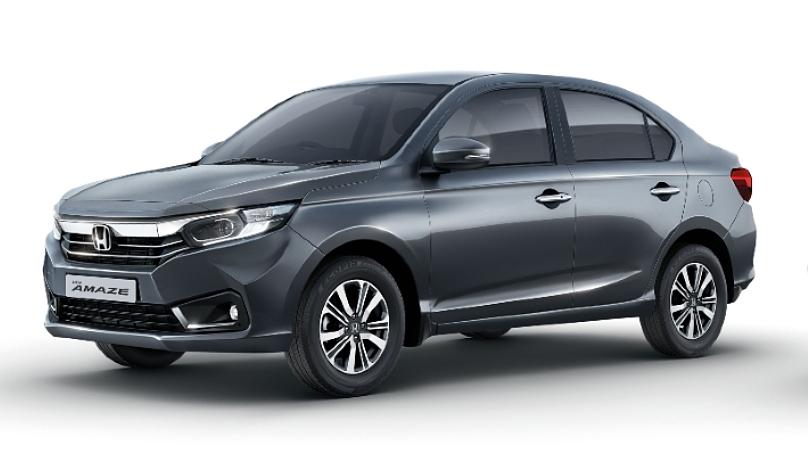 Honda  Amaze Meteoroid Grey Metallic Colour
