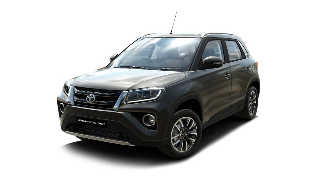 Toyota  Urban Cruiser Iconic Grey Colour