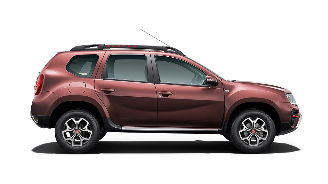Renault  Duster Mahogany Brown Colour