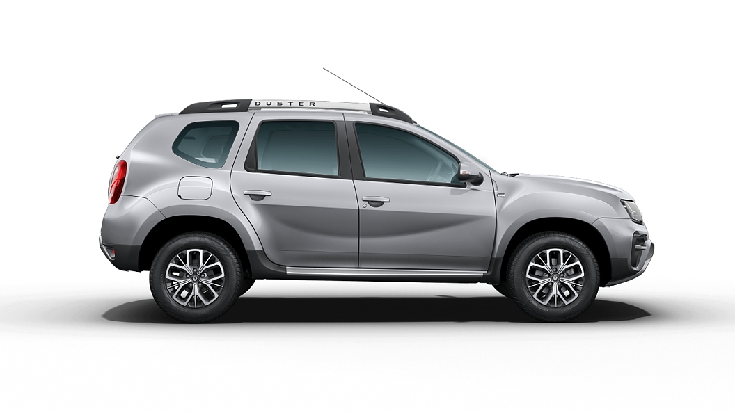Renault  Duster Moonlight Silver Colour