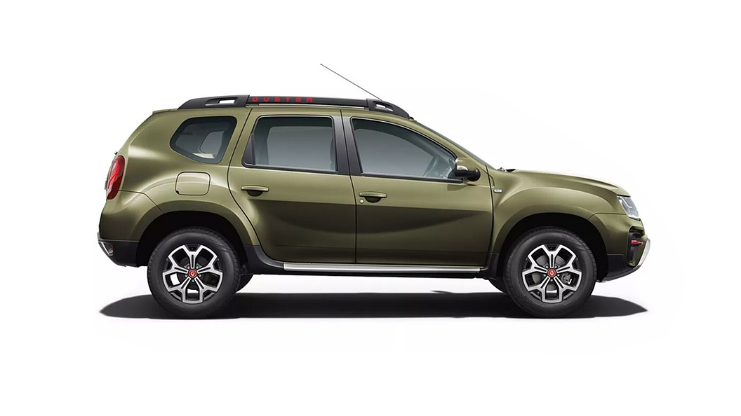 Renault  Duster Outback Bronze Colour