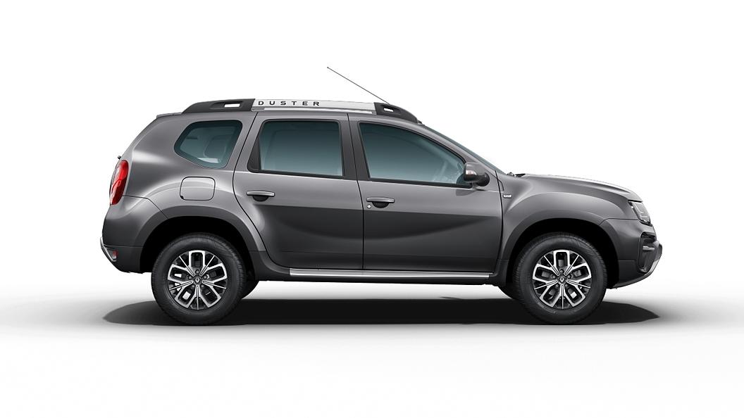 Renault  Duster Slate Grey Colour