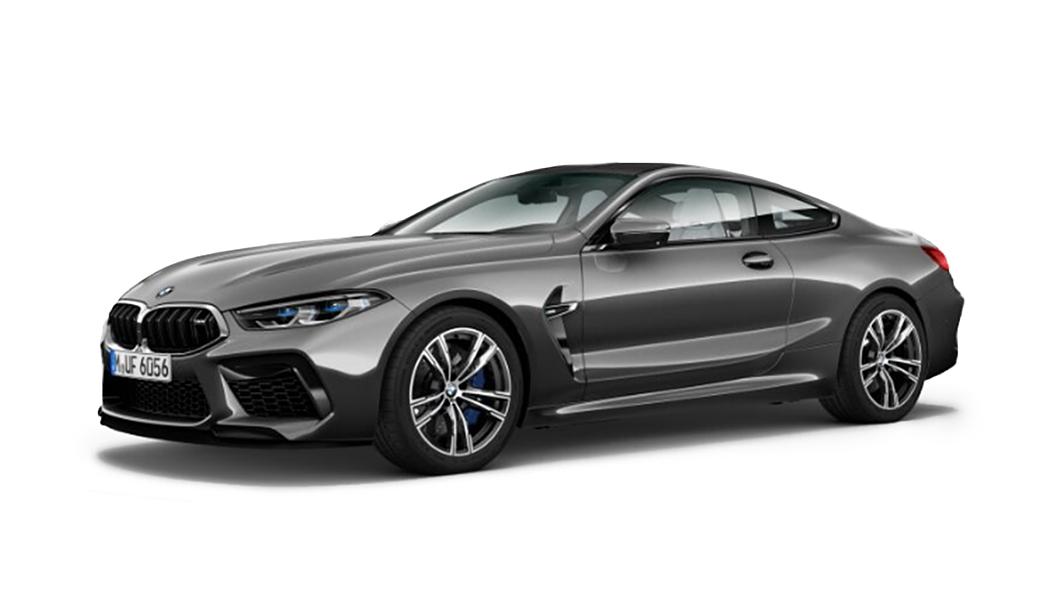 BMW  M8 Brands Hatch Grey Colour