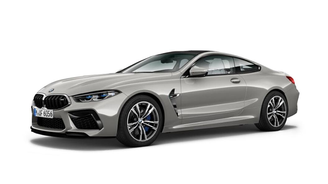 BMW  M8 Donington Grey Colour