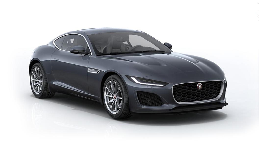 Jaguar  F-Type Amethyst Grey Purple Metallic Colour