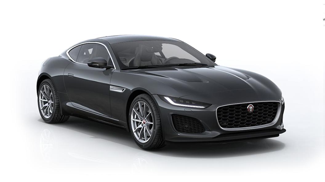 Jaguar  F-Type Carpathian Grey Metallic Colour
