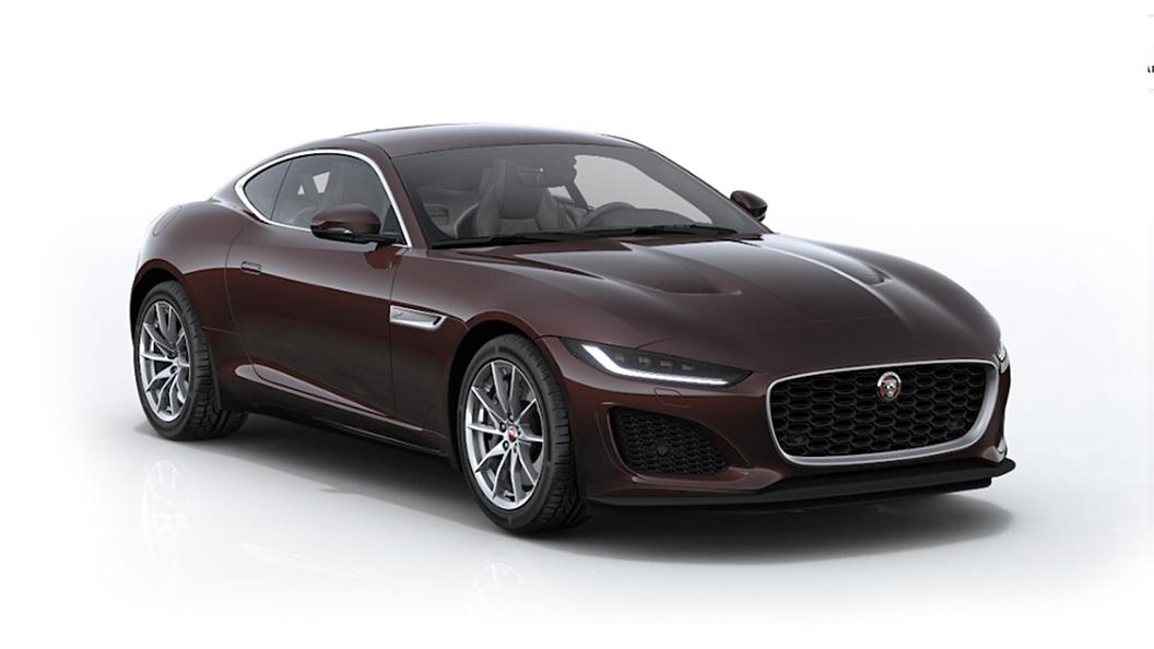 Jaguar  F-Type Desire Red Metallic Colour