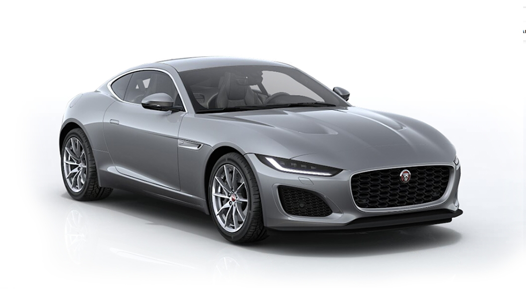 Jaguar  F-Type Eiger Grey Metallic Colour