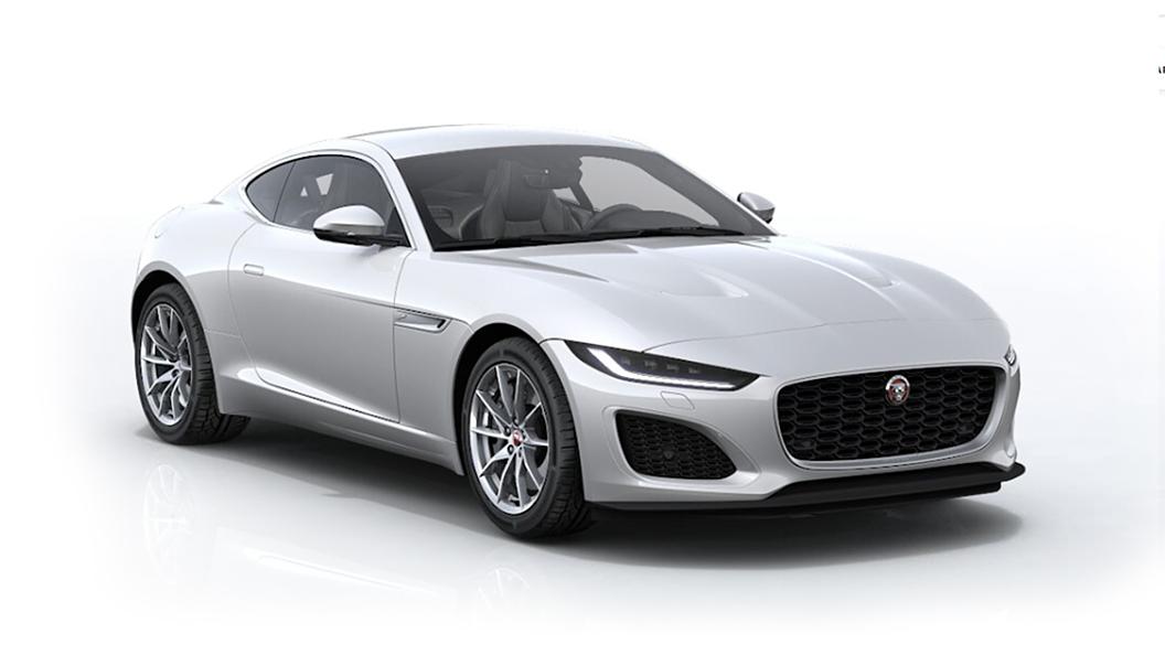 Jaguar  F-Type Ethereal silver Metallic Colour