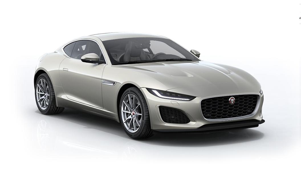 Jaguar  F-Type Flux Grey Metallic Colour