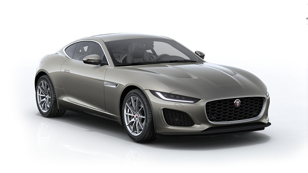 Jaguar  F-Type Silicon Silver Metallic Colour