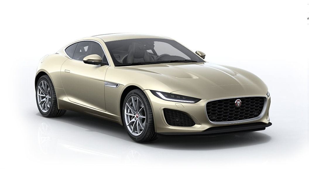 Jaguar  F-Type Sunset Gold Metallic Colour