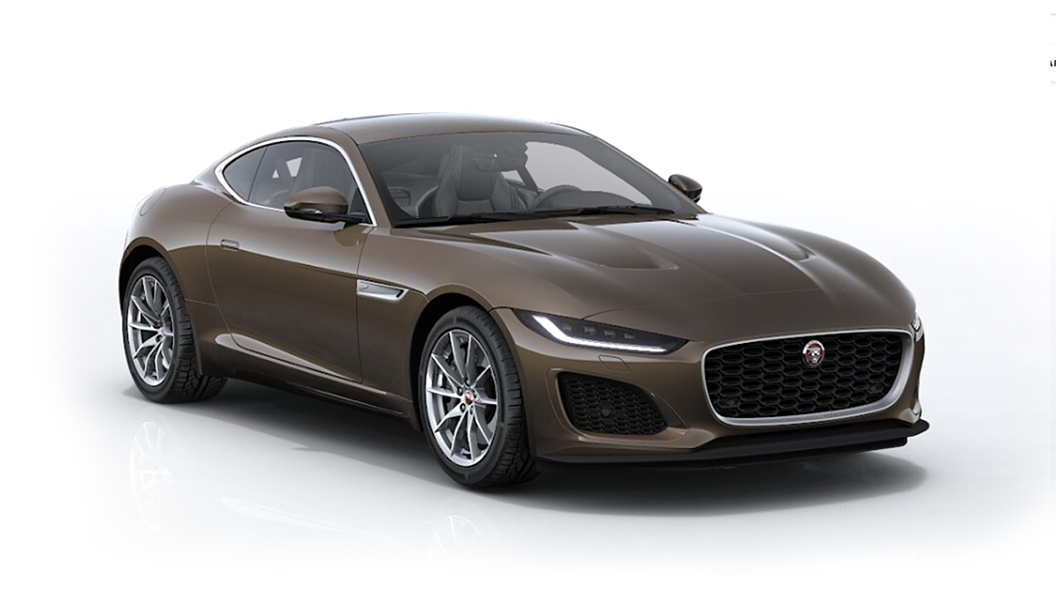 Jaguar  F-Type Tormaline Brown Metallic Colour