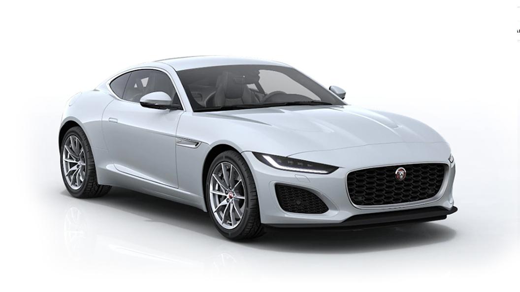 Jaguar  F-Type Yulong White Metallic Colour