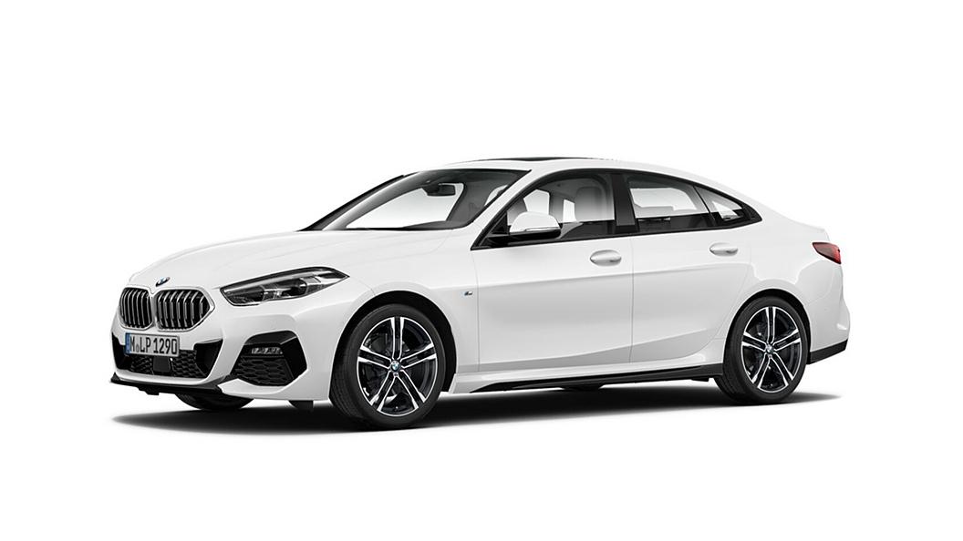 BMW  2 Series Gran Coupe Apine White Non Metallic Colour